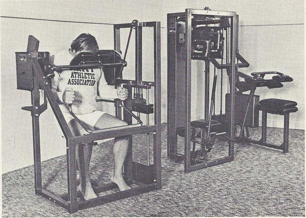 NEck Machine