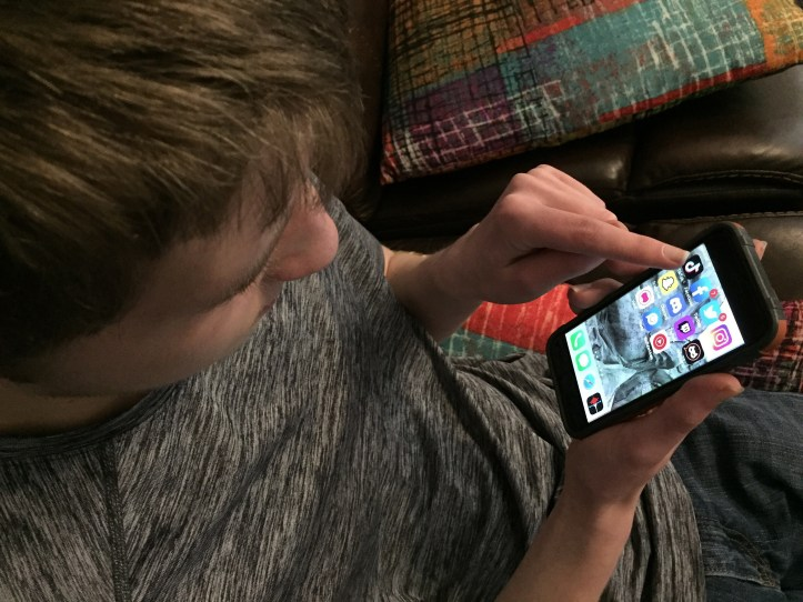 Social media platforms offer children exciting but frightening environments