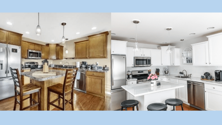 Brittany's House: New Year, New Kitchen
