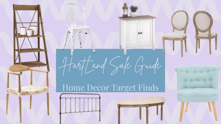 Home Decor Target Finds