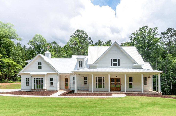 House Plan 710047BTZ Classic 4-Bed Low Country House Plan with Timeless Appeal