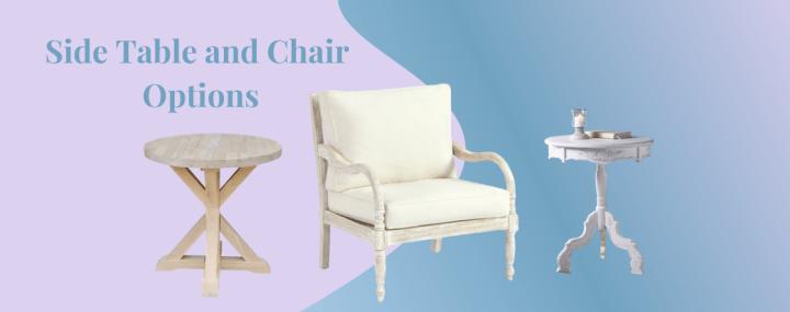 pool house chairs