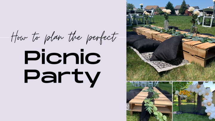How To Plan the Perfect Picnic Party