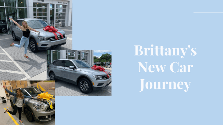 Brittany's New Car Journey!