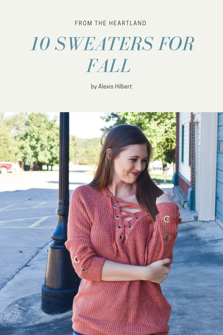 10 Sweaters For Fall From The Heartland Sweater