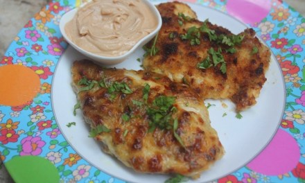 Roasted Mayonnaise Chicken Recipe
