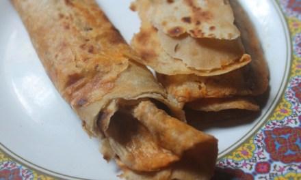 Easy Spicy Paratha Recipe