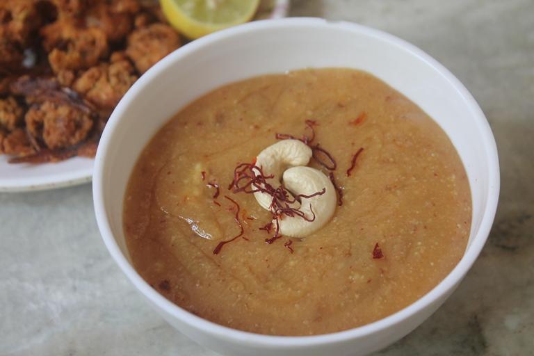 Cashew Nut Halwa Recipe