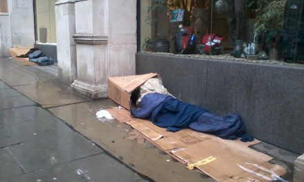 'National Scandal': 597 Homeless People Died In England And Wales In 2017 – RightsInfo