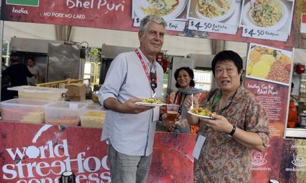Remembering Anthony Bourdain's favourite Singapore food haunts, Food News & Top Stories