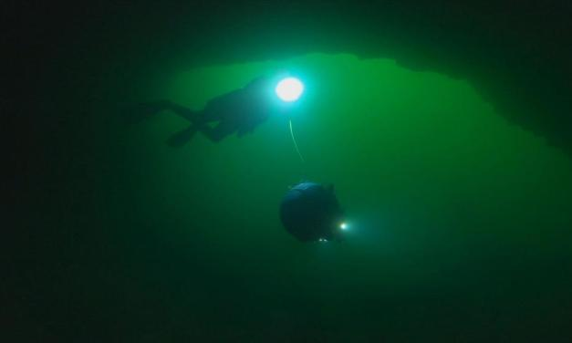 How a robot in deep water can bring enlightenment