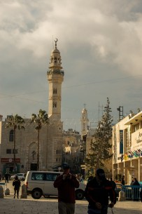 The Mosque in Nativity Square