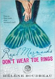 REAL MERMAIDS DON'T WEAR TOE RINGS Interview & Giveaway!