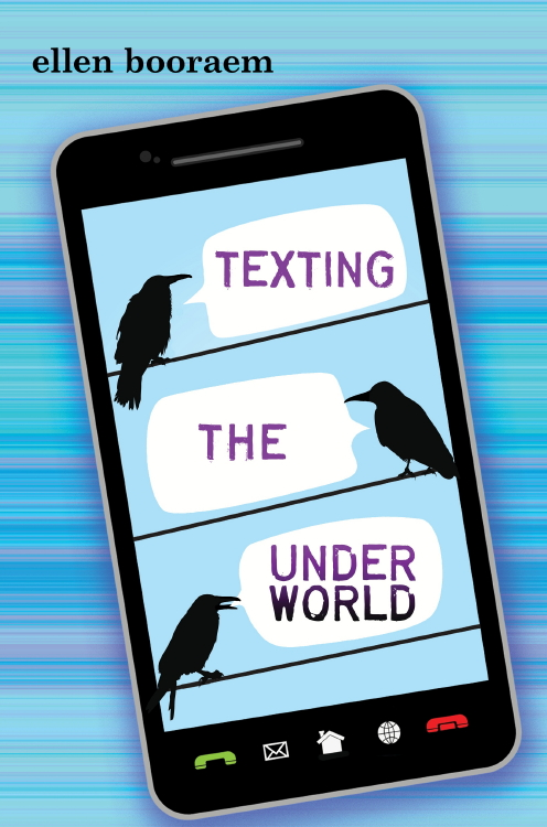 Texting the Underworld...