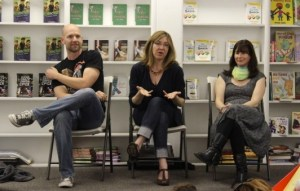 Middle-Grade Mania with Joe Schreiber, Linda Urban, & Jacqueline Davies