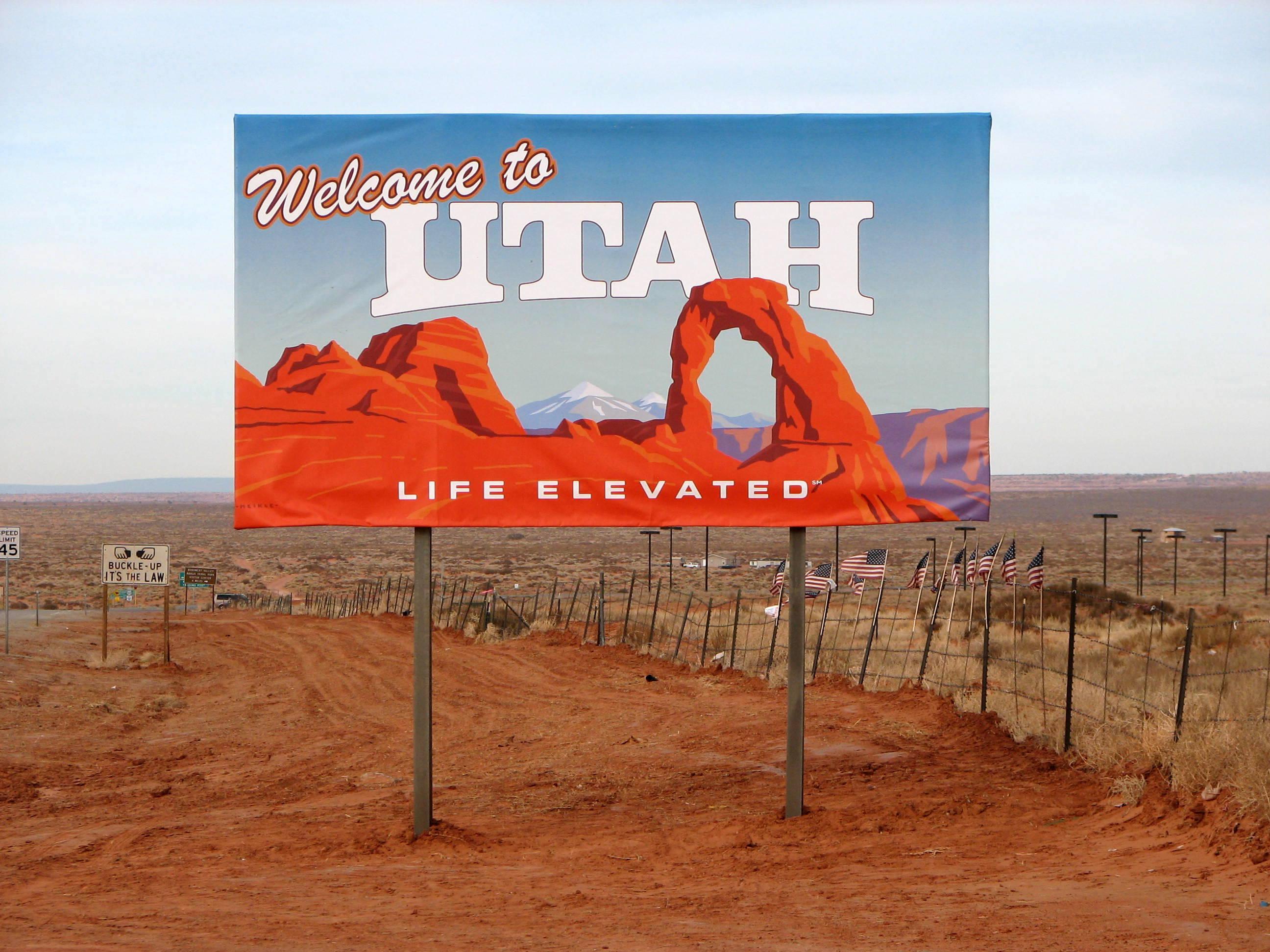 An Armchair Tour of Utah