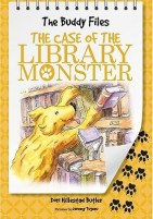 case of the library monster