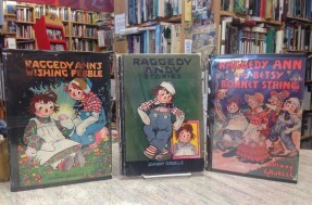 BookEnds Raggedy Ann & Andy