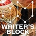 writers block logo sign #5