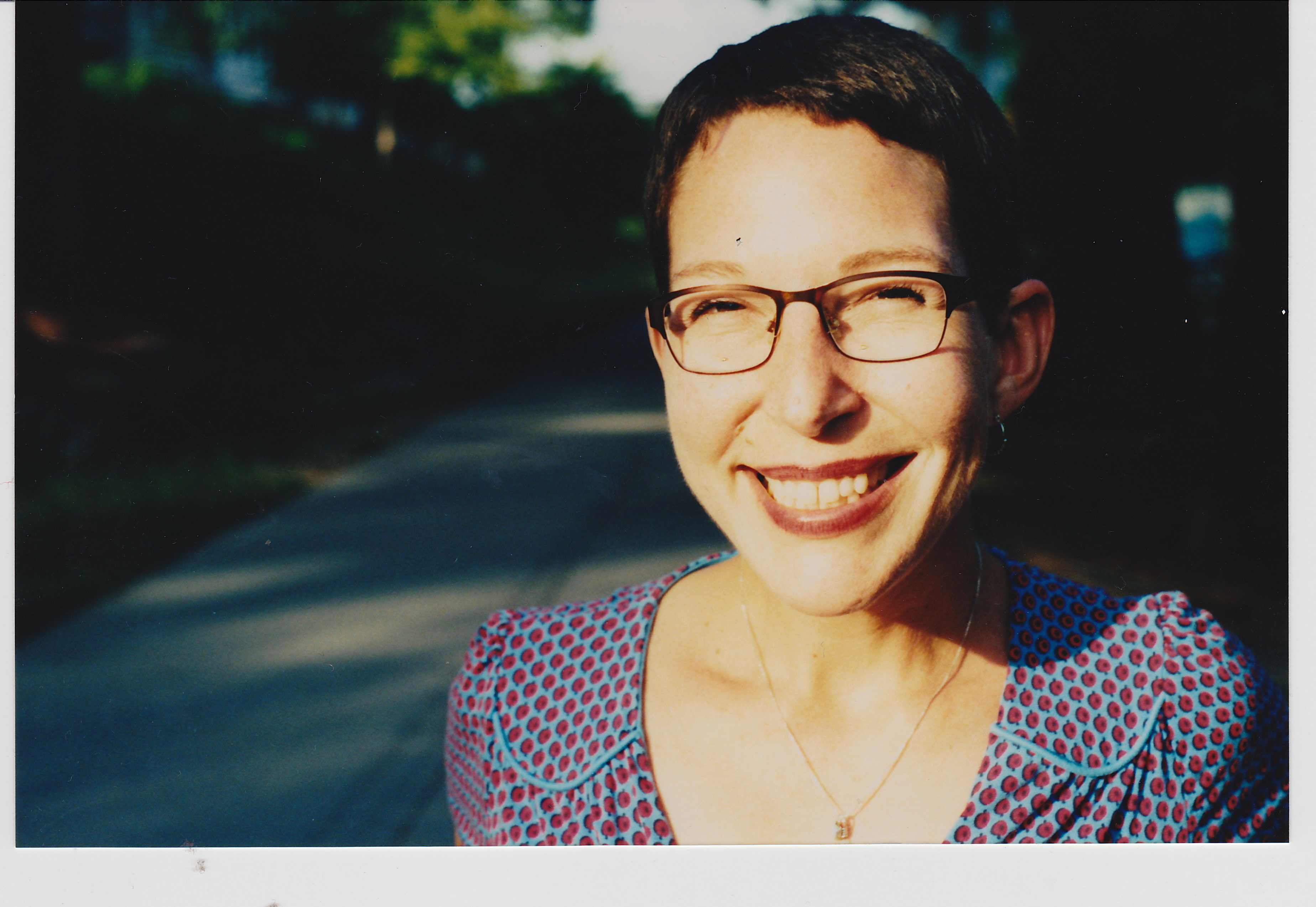 Photo of Terra Elan McVoy