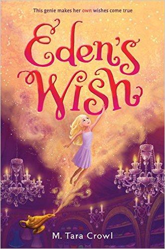 Eden's Wish: A Giveaway