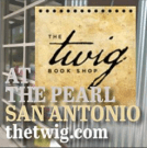 Twig front sign