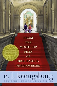 From the Mixed-Up Files of Mrs. Basil E. Frankweiler by E. L. Konigsburg