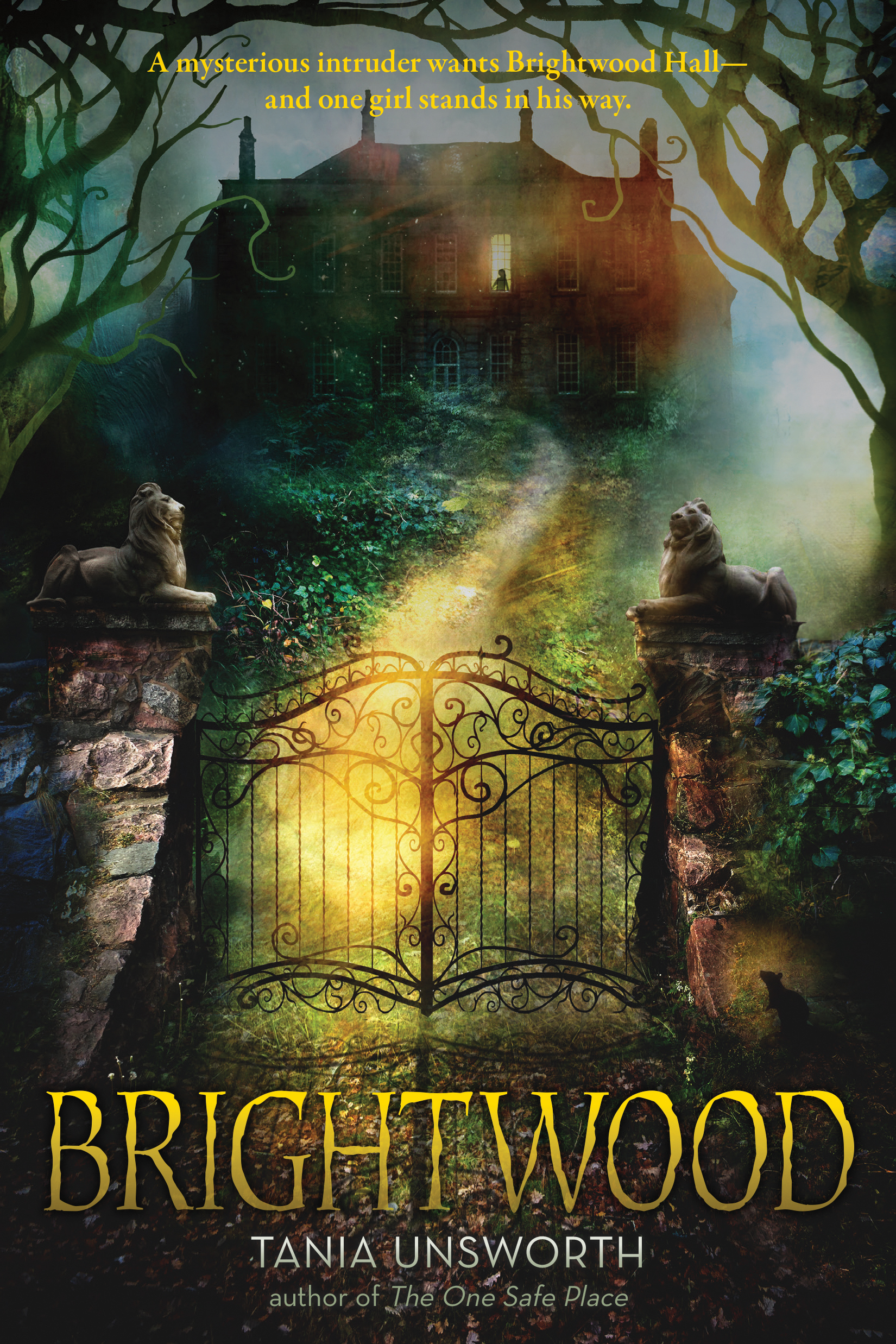 Interview with a Character ~ Brightwood by Tania Unsworth