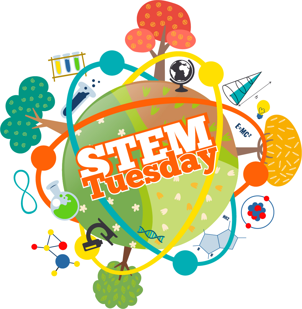 STEM Tuesday -- Not-So-Scary STEM Books