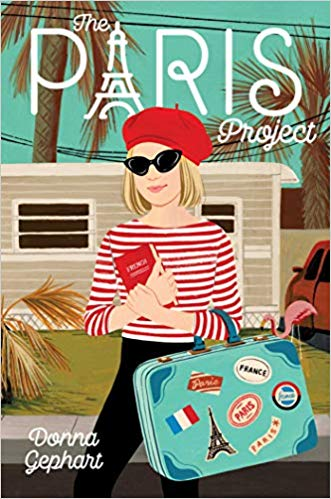 Donna Gephart and THE PARIS PROJECT: Interview + Giveaway