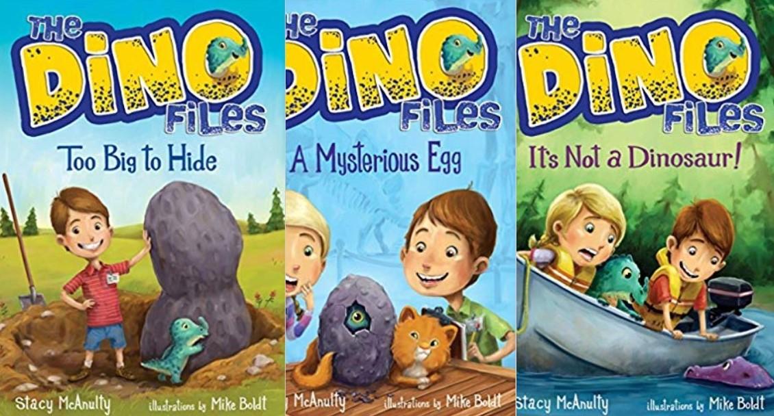 STEM Tuesday-- Dinosaurs/Paleontology -- Book List