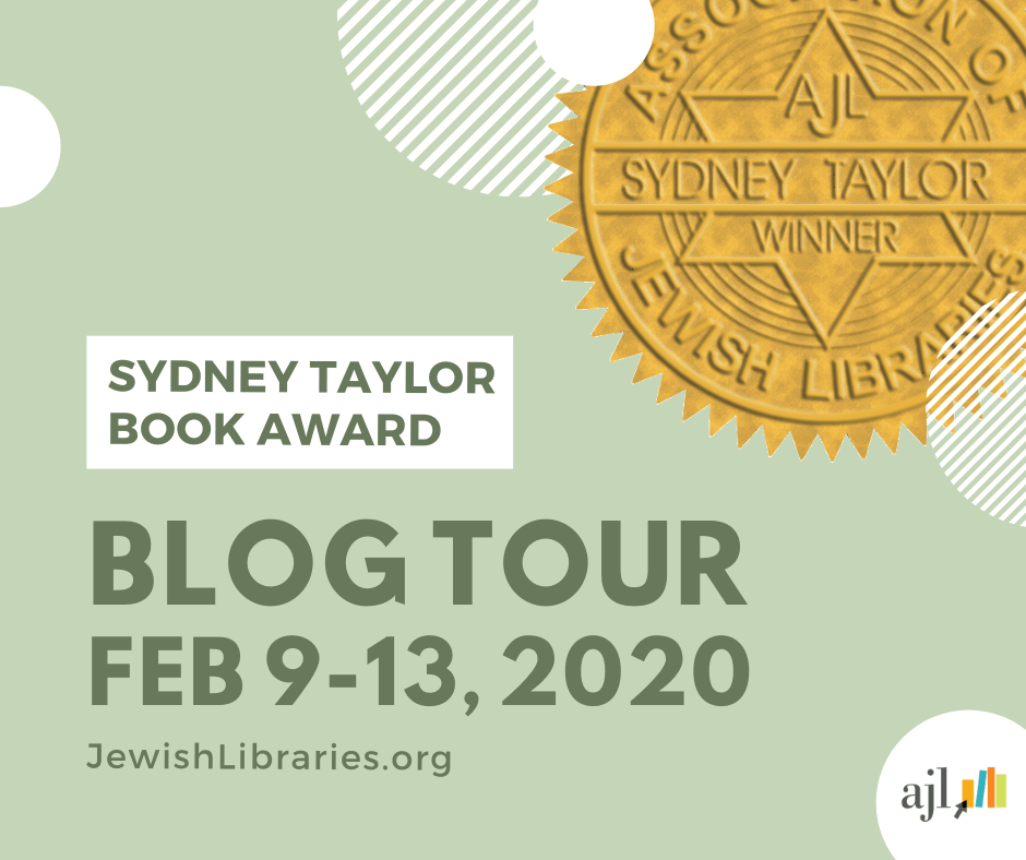 Sydney Taylor Book Award Blog Tour -- Interview with Honor Book Award-winner Author Sofiya Pasternack and a GIVEAWAY