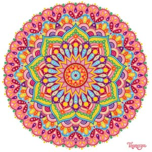 mandala writing prompts