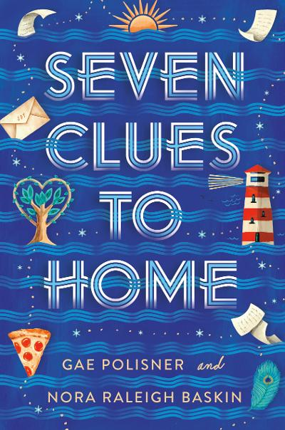 SEVEN CLUES TO HOME: Interview + Giveaway