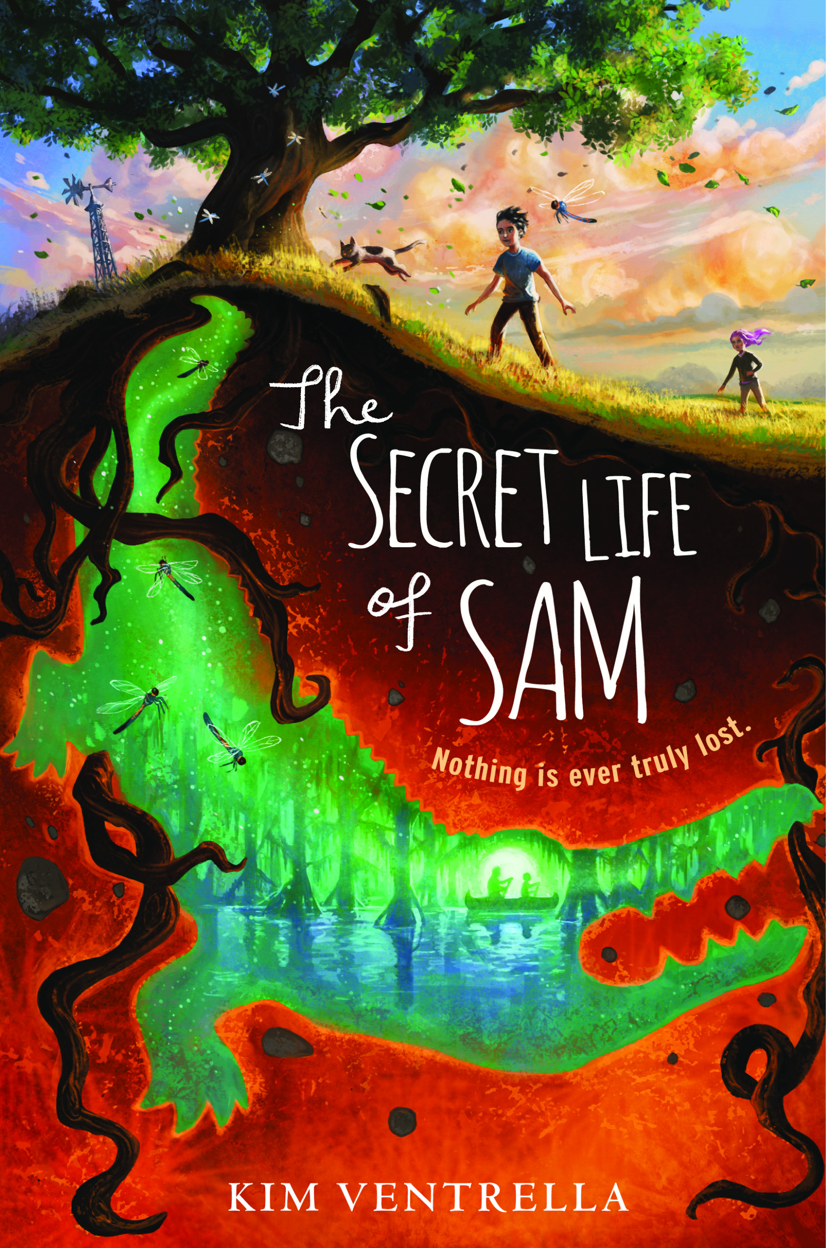 Interview with Kim Ventrella, Author of The Secret Life of Sam