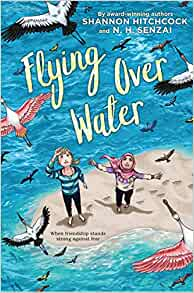 FLYING OVER WATER: Interview + GIVEAWAY
