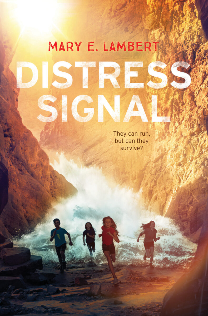 Distress Signal: A Chat with the Author + Giveaway
