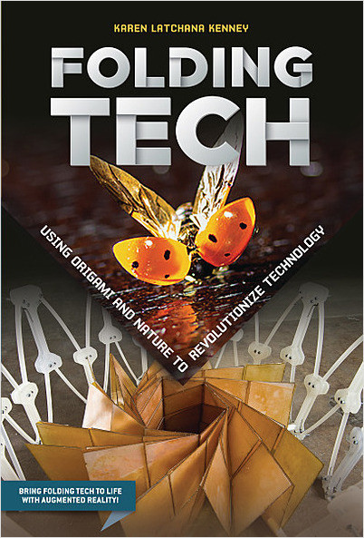 Folding Tech: An Interview with the author + GIVEAWAY