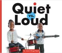 QuietvsLoud cover