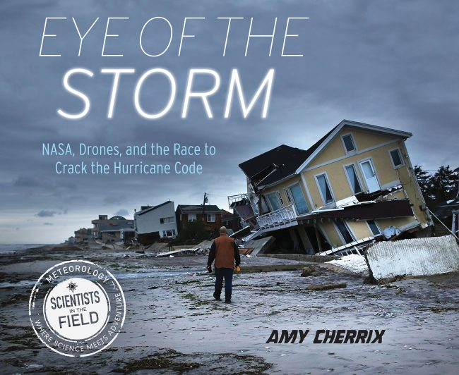 STEM Tuesday -- Natural Disasters -- Author Interview with Amy Cherrix