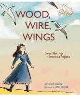 Wood, Wire and Wings book