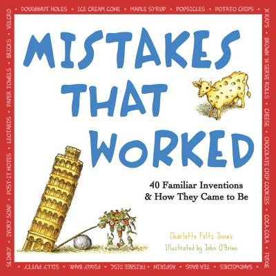 Mistakes that Worked book cover