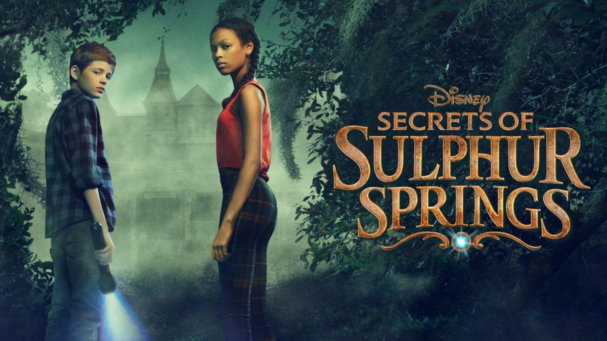 Secrets of Sulphur Springs Splash Page