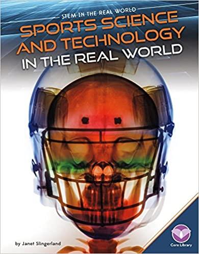 STEM Tuesday -- STEM in Sports-- Book List