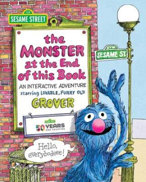 The Monster at the End of this Book Cover