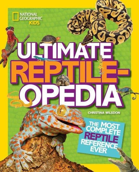 STEM Tuesday -- Reptiles -- Book List