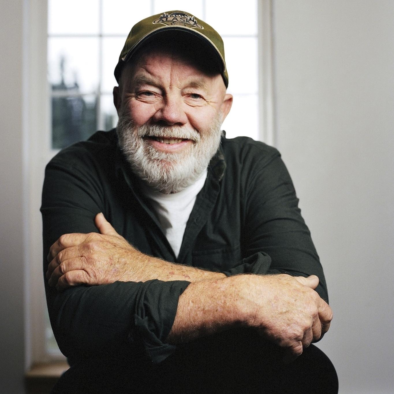 Author Photo Gary Paulsen