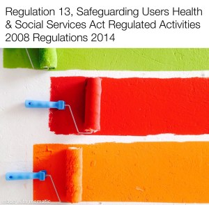 Regulation 13 Safeguarding