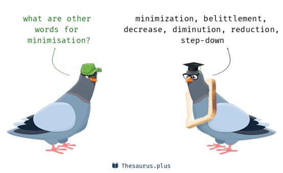 minimisation red flag professional behaviour definition