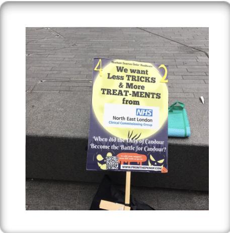 newham deserves better healthcre from nelccg